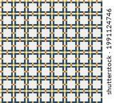 abstract cross pattern... | Shutterstock .eps vector #1991124746