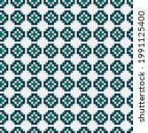 abstract cross pattern... | Shutterstock .eps vector #1991125400