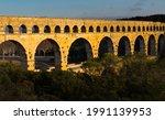 View On The Aqueduct Bridge...