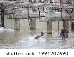 dhaka  bangladesh   june 15 ...   Shutterstock . vector #1991207690