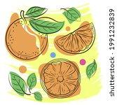 natural fruits  vitamin juice....   Shutterstock .eps vector #1991232839