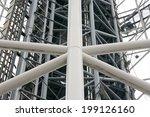 inner metal architectural... | Shutterstock . vector #199126160