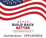 Build Back Better  Usa...