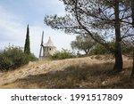 Daudet Windmill In Fontvieille  ...
