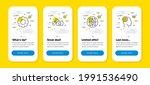 vector set of 5g internet ...