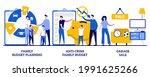 family budget planning  anti... | Shutterstock .eps vector #1991625266