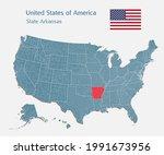 map united states of america  ...   Shutterstock .eps vector #1991673956