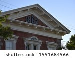 Tombstone Arizona Courthouse built in 1882