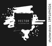 vector splats splashes and...   Shutterstock .eps vector #1991694326