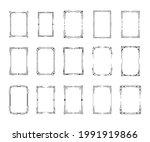 geometric ornate borders and... | Shutterstock .eps vector #1991919866
