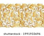 seamless pattern  background in ... | Shutterstock .eps vector #1991933696