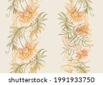 seamless pattern  background... | Shutterstock .eps vector #1991933750
