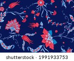 traditional oriental  arabic... | Shutterstock .eps vector #1991933753