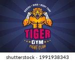 vector retro sport logo of...   Shutterstock .eps vector #1991938343