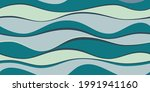 bright colorful abstract waves... | Shutterstock .eps vector #1991941160