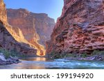 Inner Grand Canyon Catching...