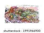 building view with landmark of...   Shutterstock .eps vector #1991966900