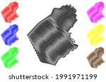 doddridge county  state of west ...   Shutterstock .eps vector #1991971199
