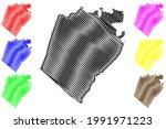 berkeley county  state of west...   Shutterstock .eps vector #1991971223