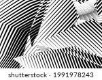 abstract halftone lines... | Shutterstock .eps vector #1991978243