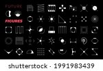 future design shapes. abstract... | Shutterstock .eps vector #1991983439