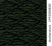 seamless camouflage abstract... | Shutterstock .eps vector #1992000830