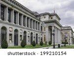 The Museo Del Prado Is The Mai...