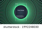 abstract circle background....   Shutterstock .eps vector #1992248030