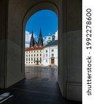 Prague Historical Center With...