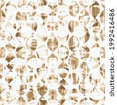 abstract textured pattern of... | Shutterstock .eps vector #1992416486