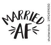 married af background...   Shutterstock .eps vector #1992459050