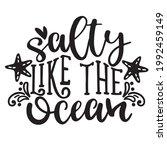 salty like the ocean background ...   Shutterstock .eps vector #1992459149