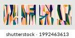 trendy minimalist abstract...   Shutterstock .eps vector #1992463613