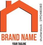 logo for your housing marketing   Shutterstock .eps vector #1992480383