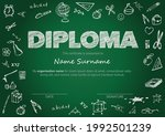 Child Diploma Certificate...