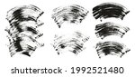 flat fan brush thick curved...   Shutterstock .eps vector #1992521480