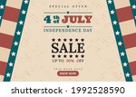 july 4th. independence day...   Shutterstock .eps vector #1992528590