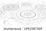 technologies background... | Shutterstock . vector #1992587309