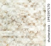 a pattern with a geometric...   Shutterstock .eps vector #1992597170