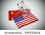 Ping Shopping Cart With Usa An...