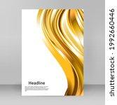 business templates for... | Shutterstock .eps vector #1992660446