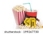 cinema objects | Shutterstock . vector #199267730