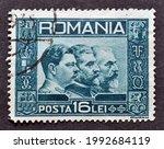 Romania   Circa 1931  ...
