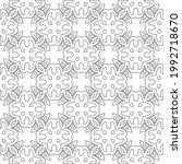 vector geometric pattern....   Shutterstock .eps vector #1992718670