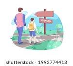 isometric illustration concept. ... | Shutterstock .eps vector #1992774413