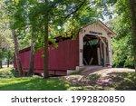 Vermont Covered Bridge Is...