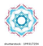 star abstraction | Shutterstock .eps vector #199317254