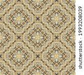 geometric seamless pattern ... | Shutterstock .eps vector #1993208039