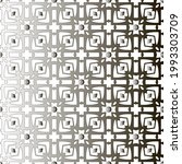 pattern with a black and white... | Shutterstock .eps vector #1993303709