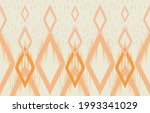 ethnicity ikat seamless pattern ... | Shutterstock .eps vector #1993341029